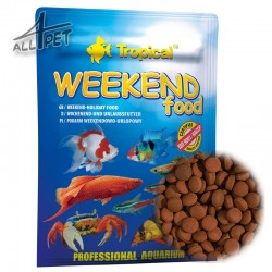 TROPICAL Weekend Holiday Fish Premium Food 20g