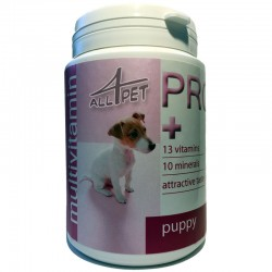 PRO Multivitamin for Puppy - 13 vitamins, 10 minerals, great taste