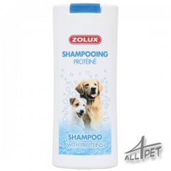 ZOLUX Shampoo with Proteins 250ml -for frequent use, cleans, protect, all breeds