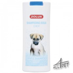 ZOLUX Shampoo Puppy 250ml -gently cleans coat, softening, all breeds of puppy