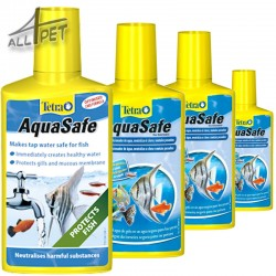 TETRA AquaSafe - water tap conditioner aqua safe