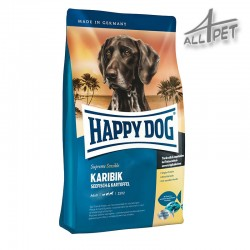 HAPPY DOG Supreme Sensible Caribbean Karibik Sea Fish and Potato hypoallergenic