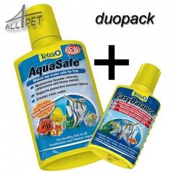 TETRA DuoPack AquaSafe and EasyBalance