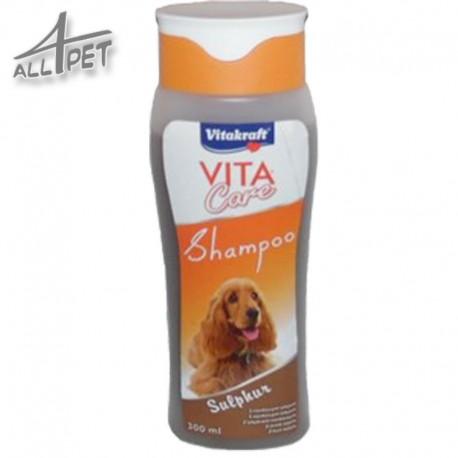 VITAKRAFT Dog Shampoo Vita Care with Sulphur 300ml