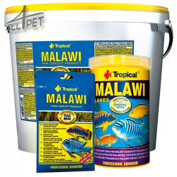 TROPICAL Malawi Cichlids Fish Premium Food Flakes