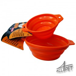 ZOLUX Foldable Travel Bowl - food/water