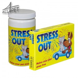 DERMAPHARM Stress Out Natural Relief Calm Dog Cat