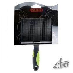 ZOLUX Easy Clean slicker brush