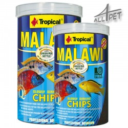 TROPICAL Malawi Cichlids Fish Premium Food Chips