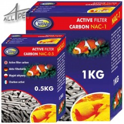 AQUA NOVA Activated Carbon Granulated Aquarium Fish Tank Filter Media