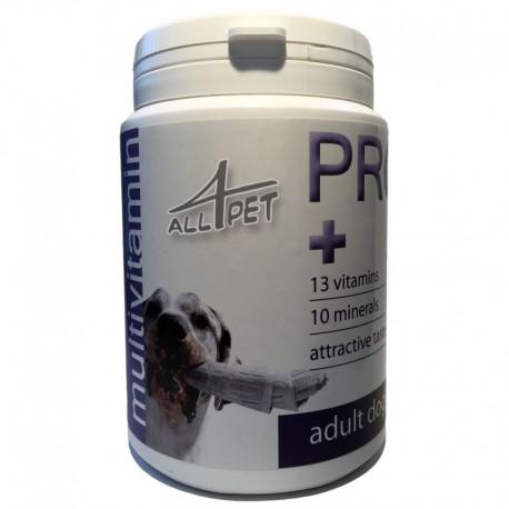 PRO Multivitamin for Dog - 13 vitamins, 10 minerals, great taste