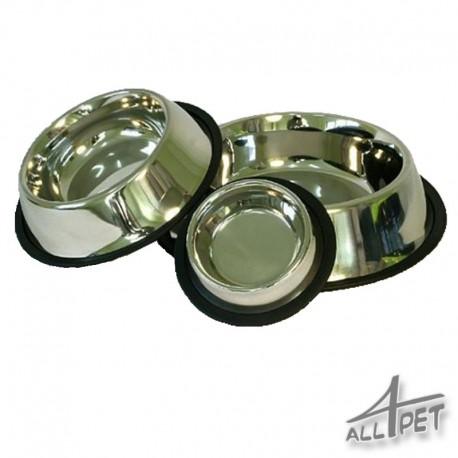 ZOLUX Bowl Non-Slip Stainless Steel