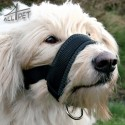 TRIXIE Dog Muzzle Loop - adjustable, safety, breathable, stop biting, nipping