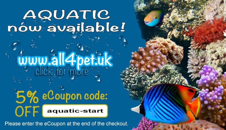AQUATIC in all4pet.uk